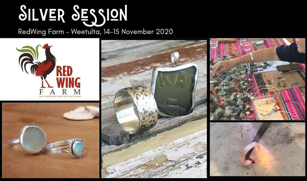 Full Day Silver Session at Redwing Farm, Weetulta
