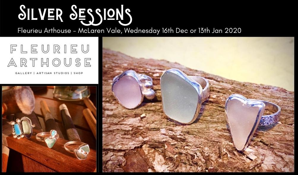 Silver Sessions at Fleurieu Arthouse