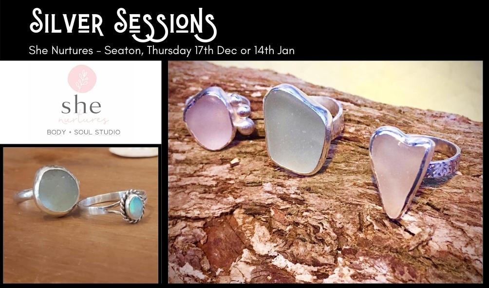 Silver Sessions at She Nurtures, Seaton