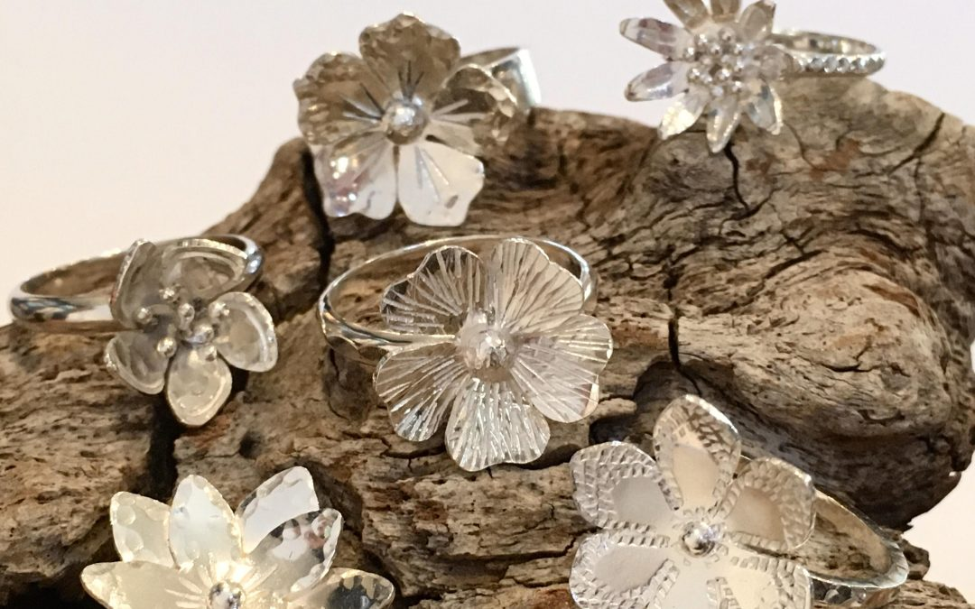 Flower Rings – Discovery Workshop with Jasmine Swales